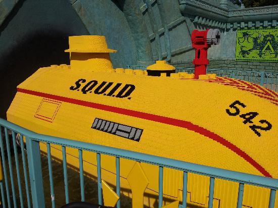 Γουίντσορ, UK: Atlantis sub