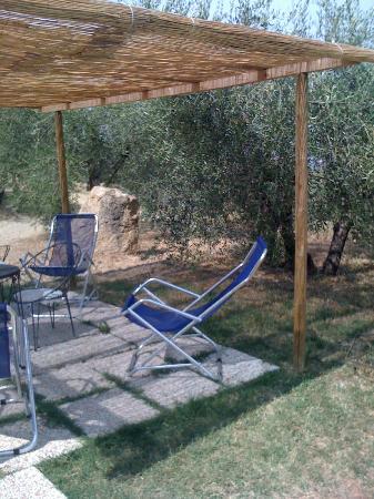 Agriturismo Il Castagnolino: Chaises disponibles à la piscine