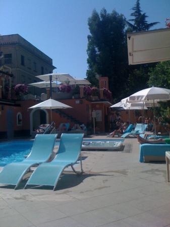 Hotel Monte Rosa: Piscine