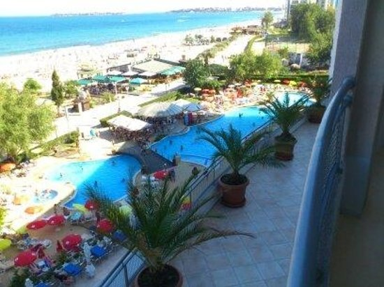 LTI Neptun Beach Hotel : Pool view