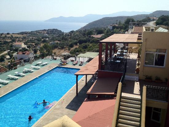 Santa Catherina Hotel: View from roof