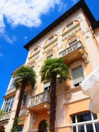 Hotel Tesserete: The hotel