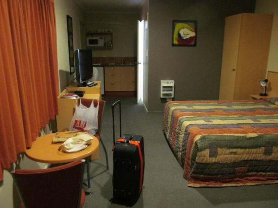 Asure Kaimai View Motel: Big room with lots of facilities