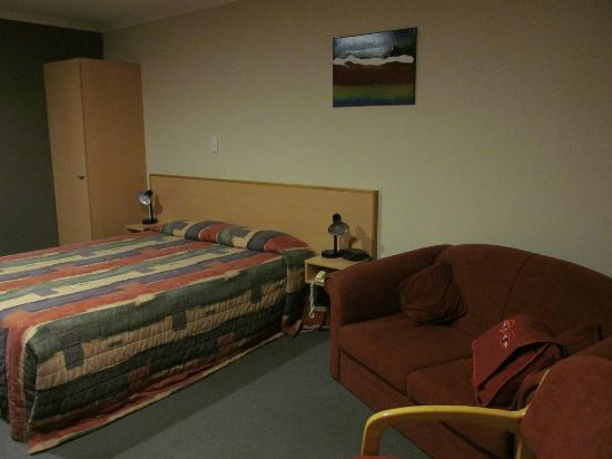 Asure Kaimai View Motel: Comfy bed
