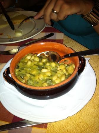 Fulana: la Scurdjata. piatto della tradizione salentina.