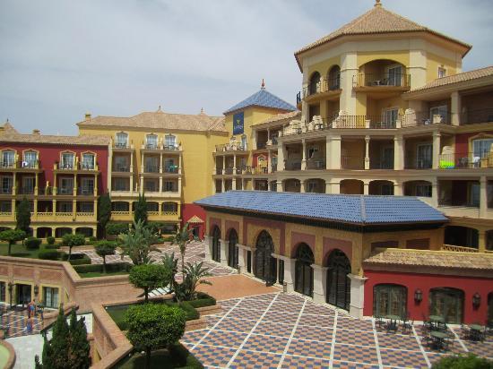 Iberostar Malaga Playa: fachada del hotel