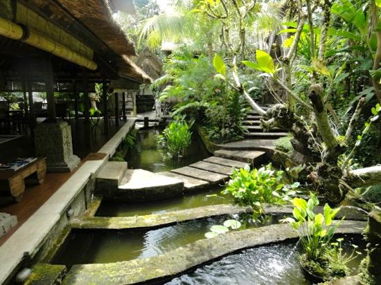 Warwick Ibah Luxury Villas & Spa: Path from lobby