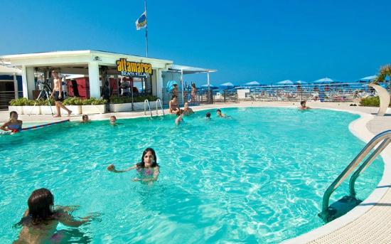 Hotel Consul Cattolica: mooie zwembad