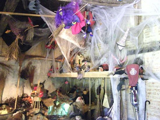 La Magie Des Elfes Et Des Lutins : attention!!!!!!!!!! aux araignées