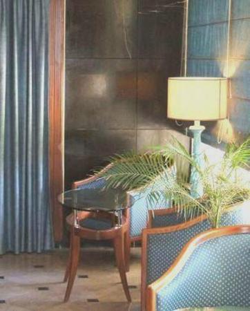 Hotel S Juliao: Recepção