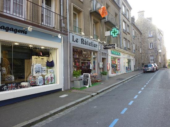 Coutances, Francia: le paradis des galettes !