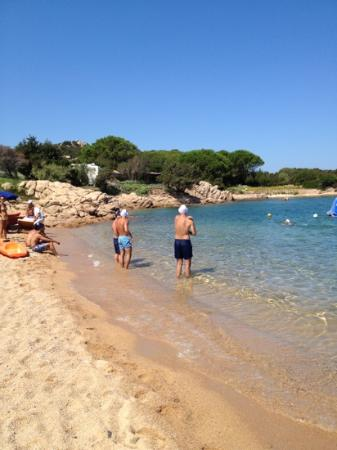 Hotel Pitrizza, a Luxury Collection Hotel: water polo on the privat beach Pitrizza