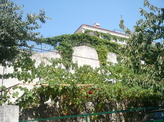 Villa Bellevue: Stree view