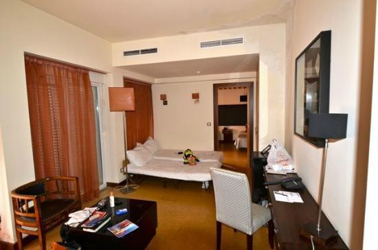 Hotel Principe Real: Vue générale de la suite