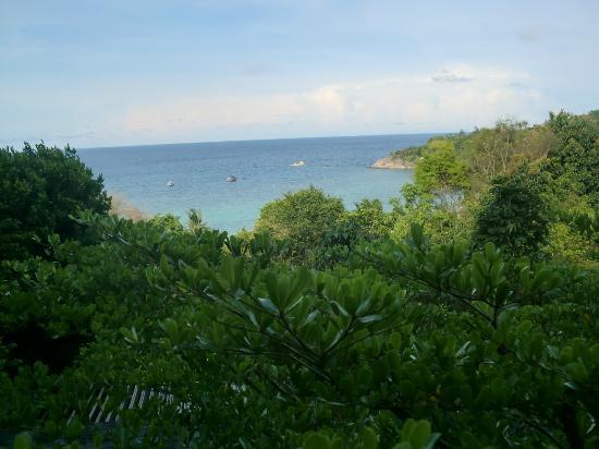 Chintakiri Resort: Aussicht