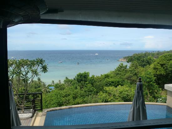 Chintakiri Resort: Ausblick