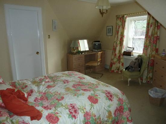 Culdearn House : chambre 2