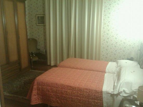 Ariele Hotel: habitacion