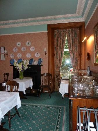 Culdearn House: repas