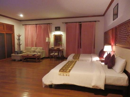 Sokhalay Angkor Villa Resort : view of the room