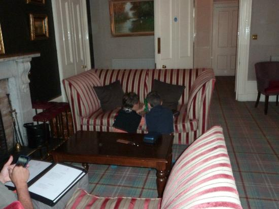 Loch Ness Country House Hotel at Dunain Park : salon