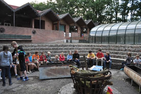 Summercamp Heino: Atrium