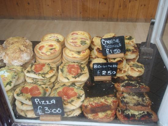 Weymouth Bakery: Delicious artisan bakery delights