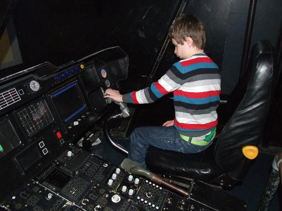 Action Stations: The helecopter simulator
