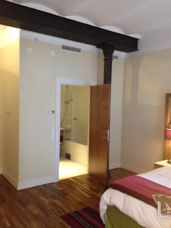 Renaissance Malmo Hotel: stora rum med pelare och balkar