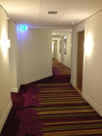 رينيسانس مالمو هوتل: korridor 