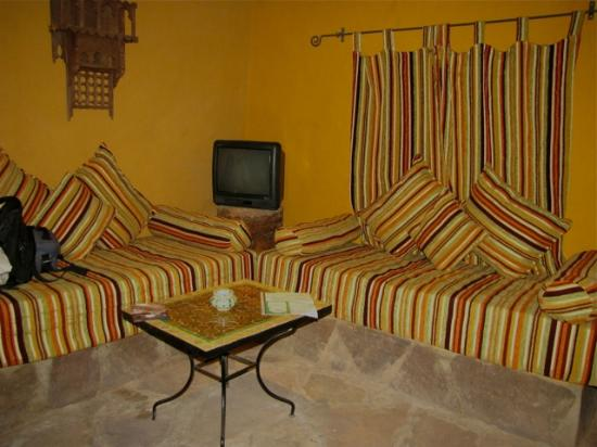 Kasbah Hotel Xaluca Arfoud: sitting area