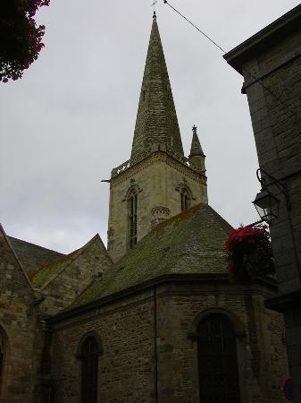 Saint-Vincent -- Saint-Malo : saint vincent