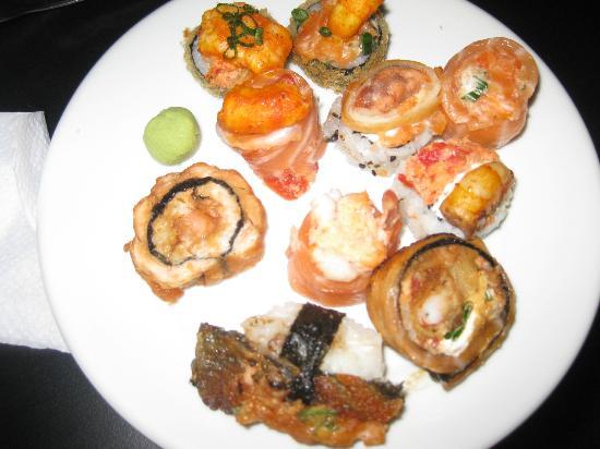 Nipon: dish example