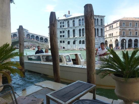 Al Ponte Antico Hotel: The Grand Canal