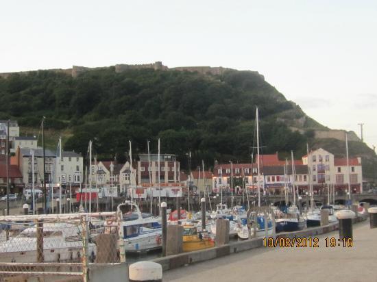 Cumberland Hotel: harbour