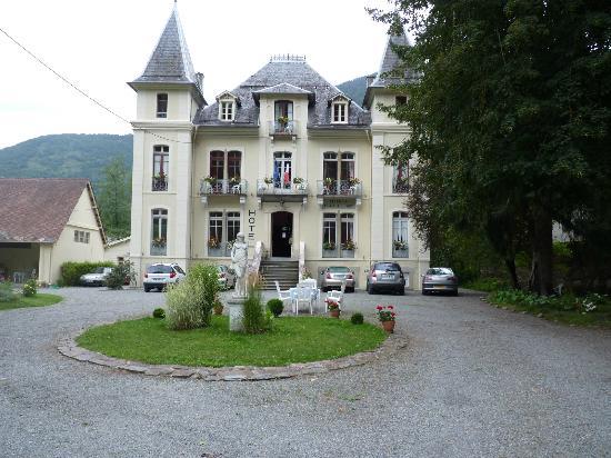 Hotel Castel de la Pique: façade