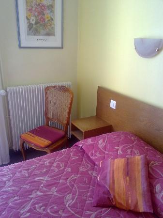 Hotel-Restaurant Le Normandie : Le Normandie- Double room