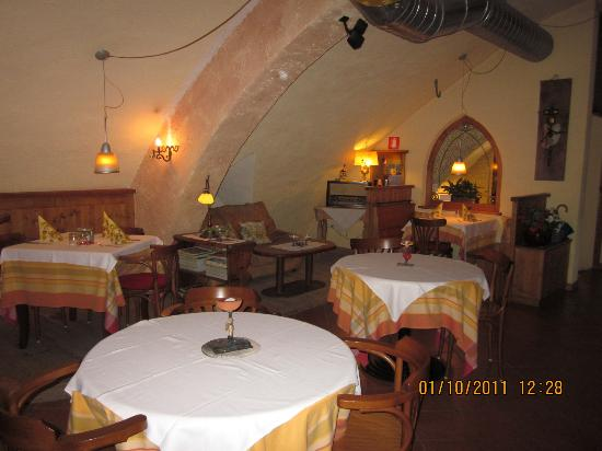 Pizzeria Biergarten Gaudi: ristorante
