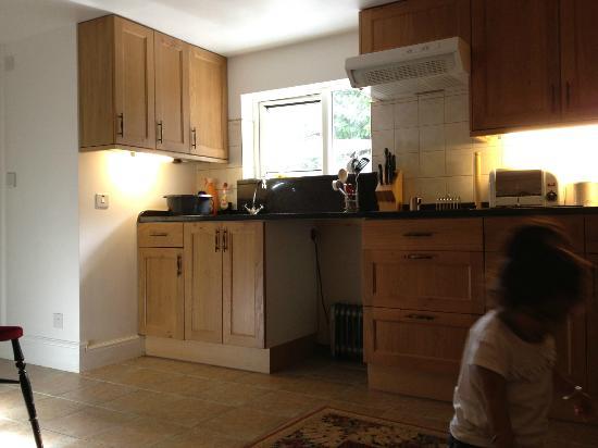 Rockridge House: our flat