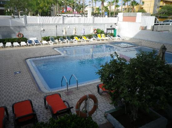 Apartments Fayna: Piscine