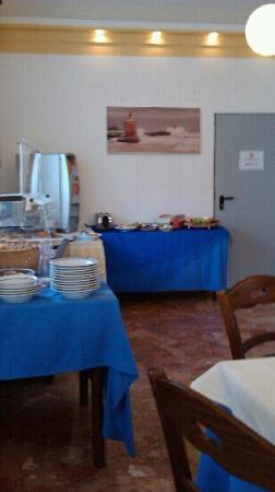Hotel Irene: colazione
