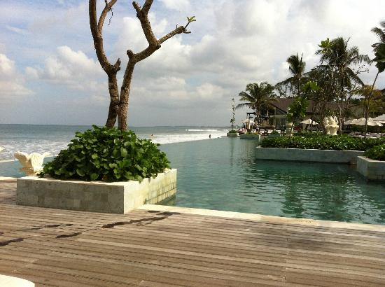 The Seminyak Beach Resort Spa View From Pool