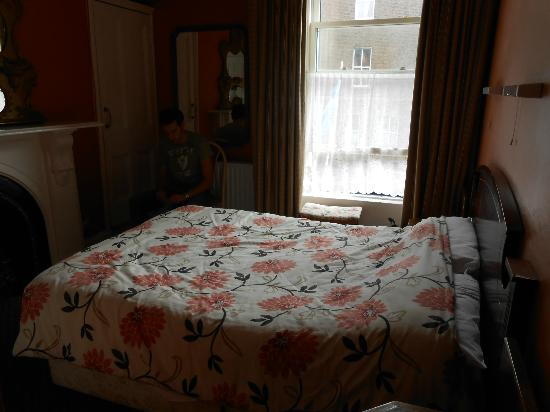Marian Guest House: Nice room