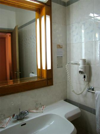 Hotel Agadir Beach Club: bathroom