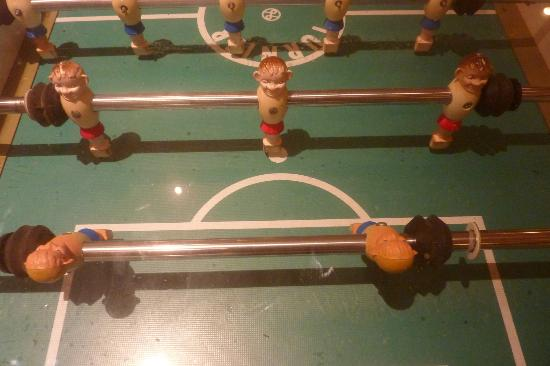 Stayokay Den Haag: Futbolín