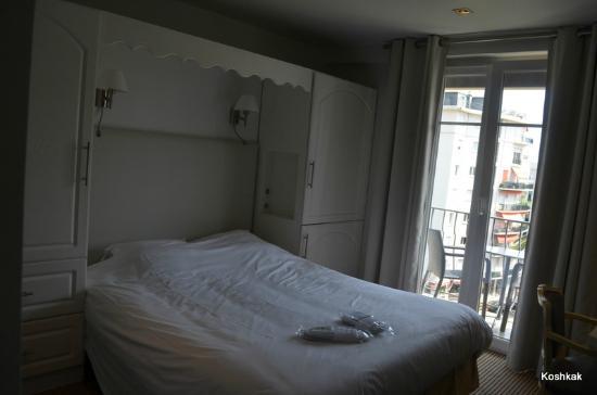 Hotel de Provence: Room