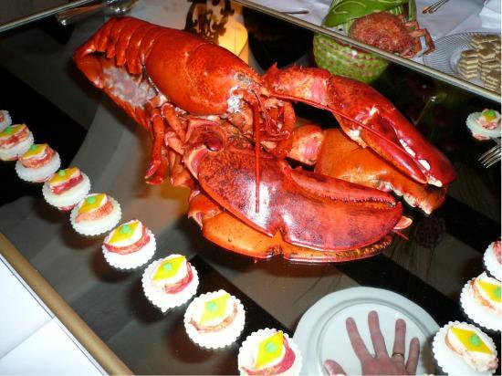 Thurnher's Alpenhof: Alaskan Crab