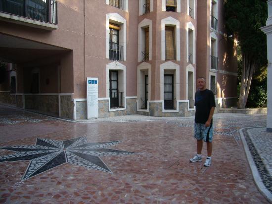 Part af Hotel Leon