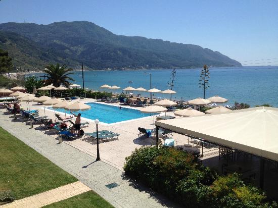 Hotel Costas Golden Beach : Pool Area of Costas Golden Beach