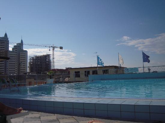 Hotel Italia: piscina
